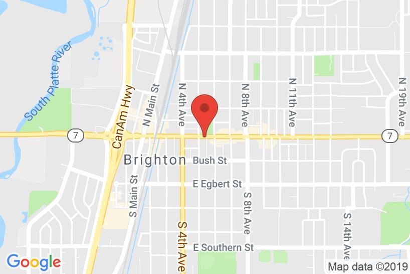 Brighton Colorado Map.Contact Colorado Prestige Insurance Group